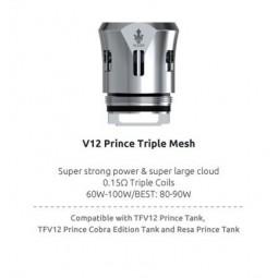 SMOK V12 Prince Triple Mesh 0.15 Ohm