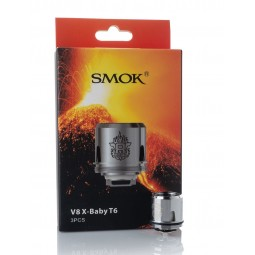 Smok X-Baby V8-T6 0.2 Ohm