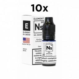 Element Nikotinsalz 20mg/ml 65/35 10er Packung