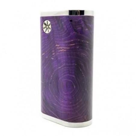 Asmodus Pumper 18 Squonker Mod Akkuträger lila