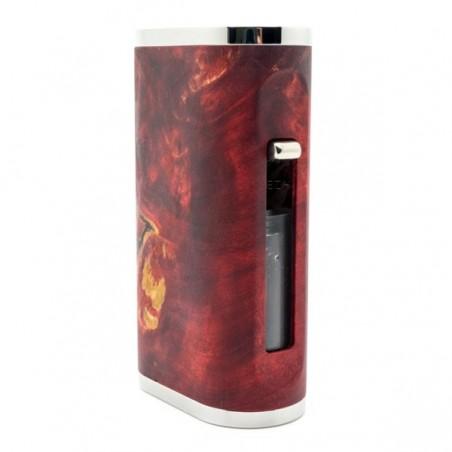 Asmodus Pumper 18 Squonker Mod Akkuträger rot