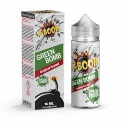 K-Boom Green Bomb Original Rezept 10ml Aroma